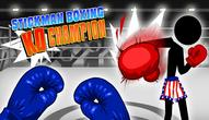 Gra: Stickman Boxing KO Champion