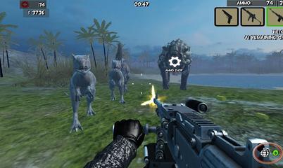 Gra: Dinosaurs Jurassic Survival World