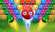 Jeu: Cute Monster Bubble Shooter