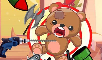 Gra: Kick The Teddy Bear