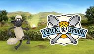 Gra: Shaun The Sheep Chick n Spoon