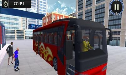Gra: City Bus & Off Road Bus Driver Game