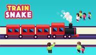Jeu: Train Snake