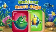 Gra: Mahjong Crush Saga