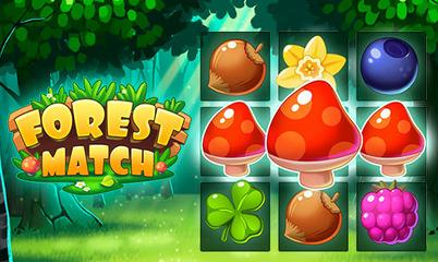 Gra: Forest Match