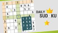 Gra: Dagelijkse Sudoku