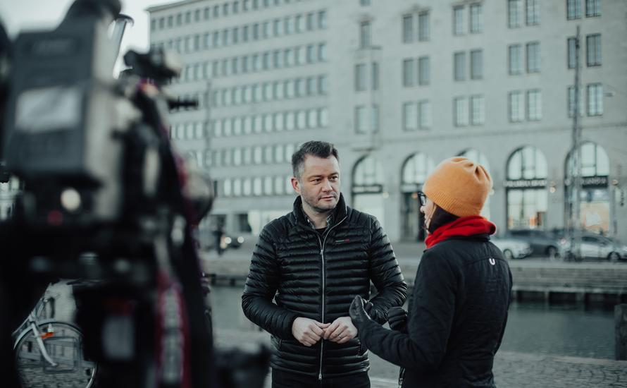 Helsinki oczami ekipy #OnetOnTour