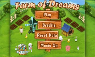 Jeu: Farm of Dreams