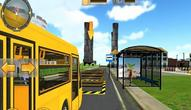 Jeu: School Bus Driving Simulator 2019