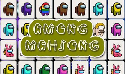 Gra: Among Impostor Mahjong Connect
