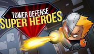 Spiel: Tower Defense Super Heroes