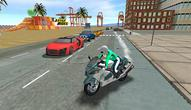 Gra: Sports bike simulator Drift 3D
