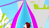 Gra: Water Slides.io