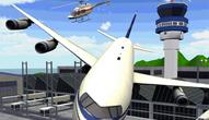 Gra: Airplane Parking Mania 3D