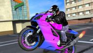Jeu: Sports Bike Racing