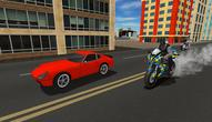 Gra: Extreme Bike Driving 3D