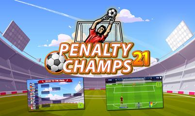 Juego: Penalty Champs 21