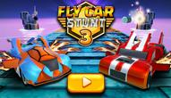 Gra: Fly Car Stunt 3