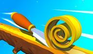 Gra: Spiral Roll 2