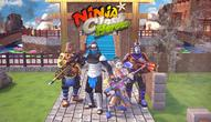 Gra: Ninja Clash Heroes