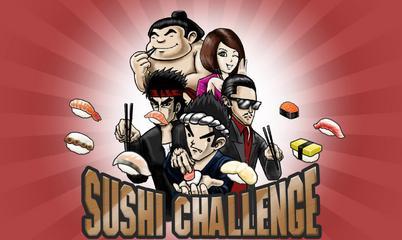 Gra: Sushi Challenge