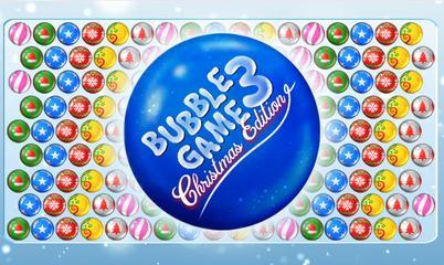 Jeu: Bubble Game: Xmas Edition