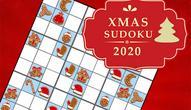 Gra: Xmas 2020 Sudoku