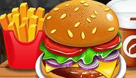 Gra: Burger Shop