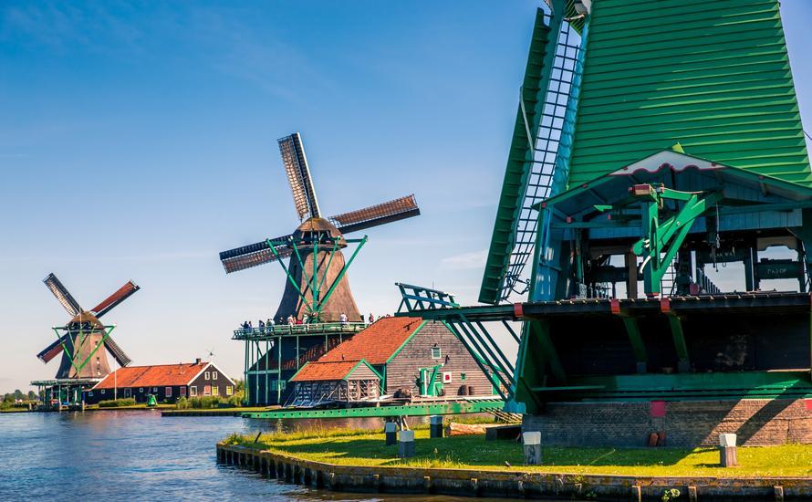 Zaanse Schans: jedna z najbardziej popularnych atrakcji turystycznych w Holandii