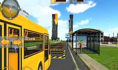 Spiel: School Bus Driving Simulator 2019