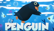 Gra: Penguin Dive