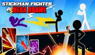 Gra: Stickman Fighter: Mega Brawl