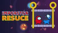 Gra: Impostor Rescue