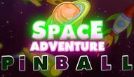 Jeu: Space Adventure Pinball
