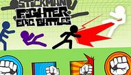 Gra: Stickman Fighter: Epic Battles