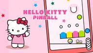 Gra: Hello Kitty Pinball
