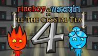 Gra: Ogień i Woda 4 Kryształowa Świątynia