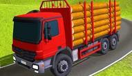 Gra: Indian Truck Simulator 3D