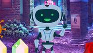 Jeu: Newfangled Robot Escape