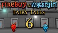 Jeu: Fireboy & Watergirl 6: Fairy Tales