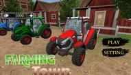 Gra: Farming Town