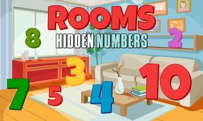 Gra: Rooms Hidden Numbers