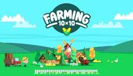 Gra: Farming 10x10