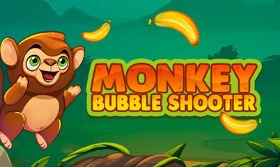 Juego: Monkey Bubble Shooter