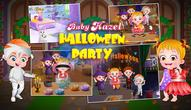 Gra: Baby Hazel Halloween Party