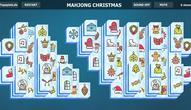 Gra: Mahjong Christmas