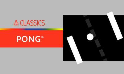 Spiel: Atari Pong