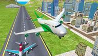Jeu: Airplane Flight 3D Simulator