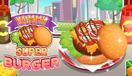 Gra: Yummy Super Burger