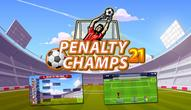 Gra: Penalty Champs 21